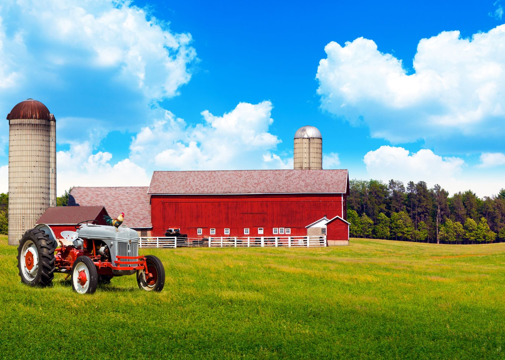 Upland, CA. Farm & Ranch Insurance