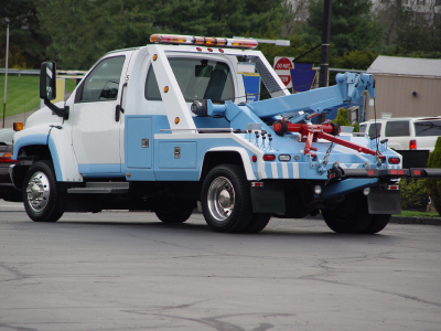 Upland, CA. Tow Truck Insurance